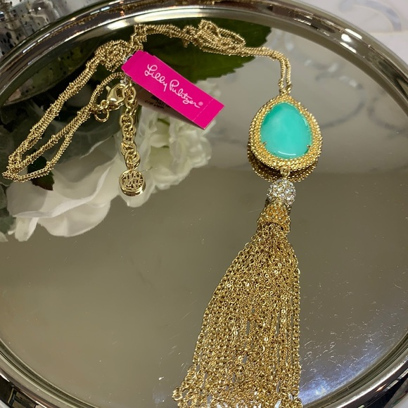 🌺Lilly Pulitzer Sea Urchin Necklace